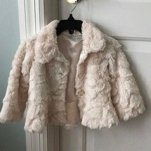 Soft, adorable jacket!